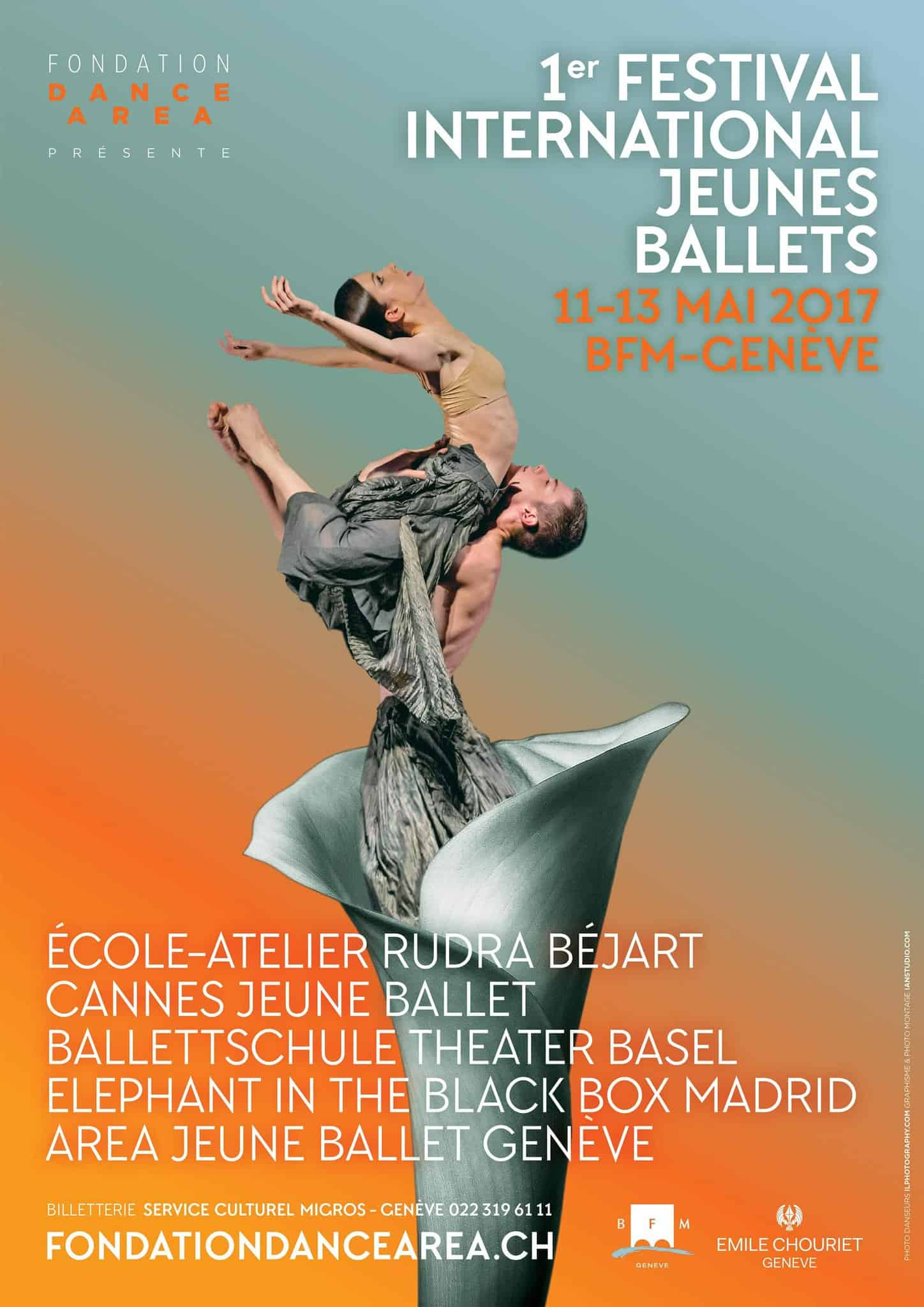 Festival International Jeunes Ballets
